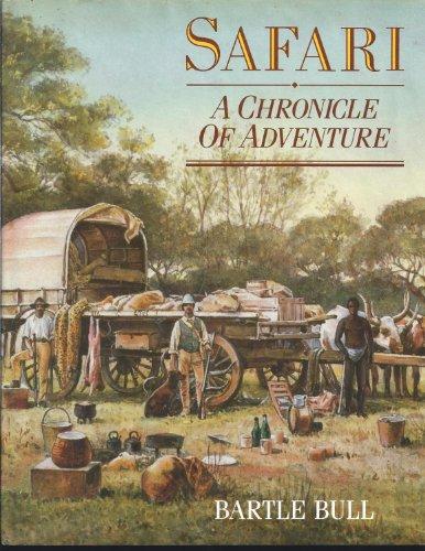 9780670818808: Safari: A Chronicle of Adventure