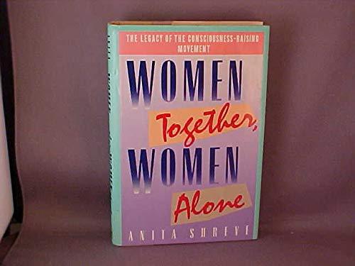 9780670819102: Women Together, Women Alone