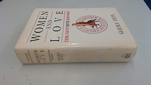 9780670819270: WOMEN AND LOVE: A CULTURAL REVOLUTION IN PROGRESS