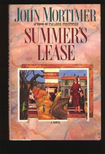 Summer's Lease (0670819840) by Mortimer, John