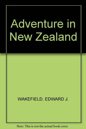 9780670819966: Adventure in New Zealand