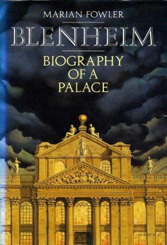 9780670820276: Blenheim: Biography of a Palace