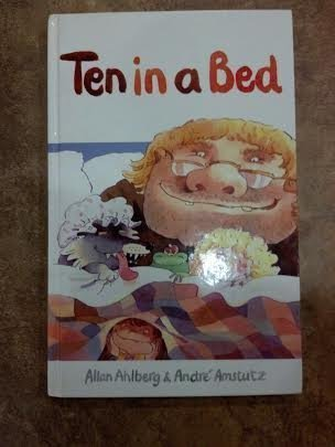 9780670820429: Ten in a Bed