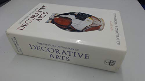9780670820474: The Penguin Dictionary of Decorative Arts