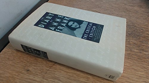 9780670820481: The Diary of Anne Frank: The Critical Edition, prepared by the Netherlands State Institute for War Documentation