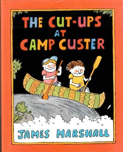 9780670820511: The Cut-ups at Camp Custer