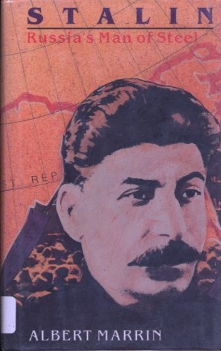 Stalin: Russia's Man of Steel (0670821020) by Marrin, Albert