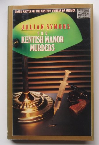 9780670821426: The Kentish Manor Murders (A Viking Novel of Mystery and Suspense)