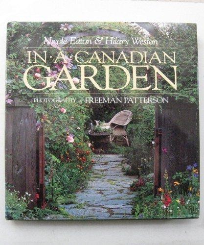In a Canadian Garden: Eaton, Nicole
