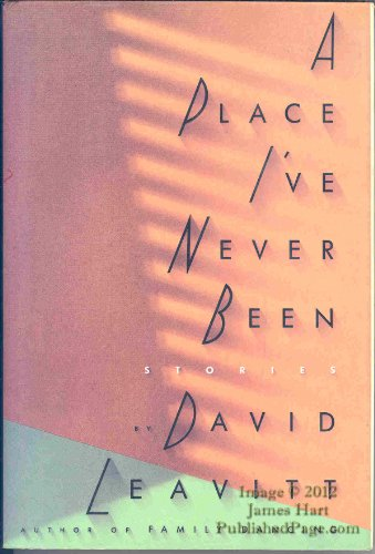 9780670821969: A Place I've Never Been: Stories