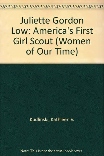 9780670822089: Juliette Gordon Low: America's First Girl Scout (Women of Our Time)