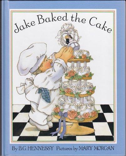 9780670822379: Jake Baked the Cake (Viking Kestrel picture books)