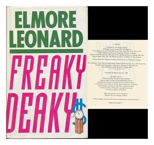 9780670822577: Freaky Deaky