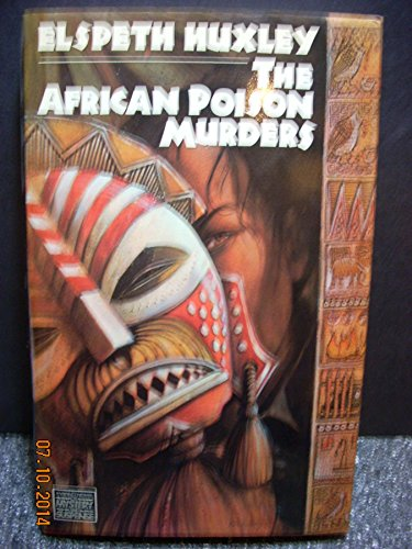 9780670822638: The African Poison Murders (Viking Novel of Mystery and Suspense)