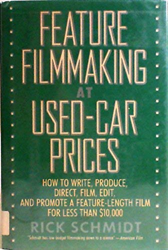 9780670822645: Feature Filmmaking at Used-Car Prices