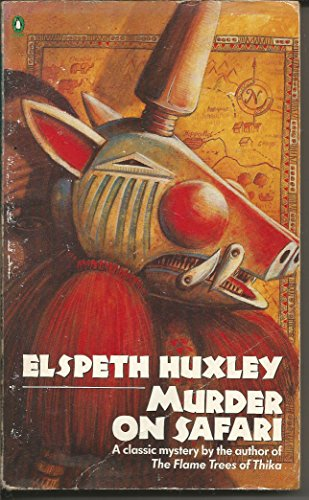 9780670823192: Murder on Safari (A Viking novel of mystery and suspense)