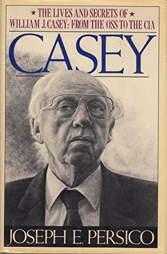 9780670823420: Perisco Joseph : Untitled Biography of William J Casey