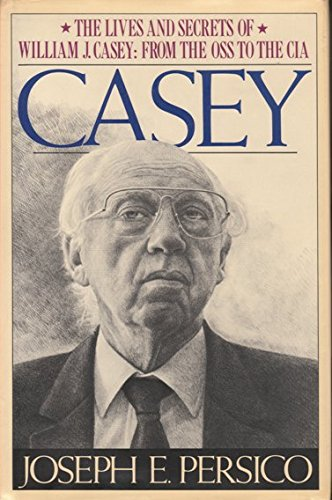 Casey From OSS to the CIA: Persico, Joseph E.