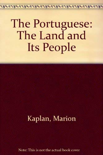 9780670823642: The Portuguese: The Land and Its People