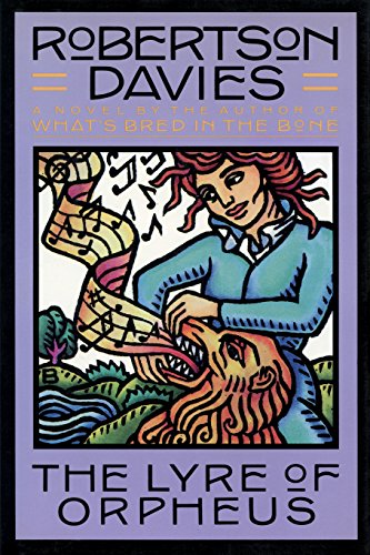 9780670824168: The Lyre of Orpheus