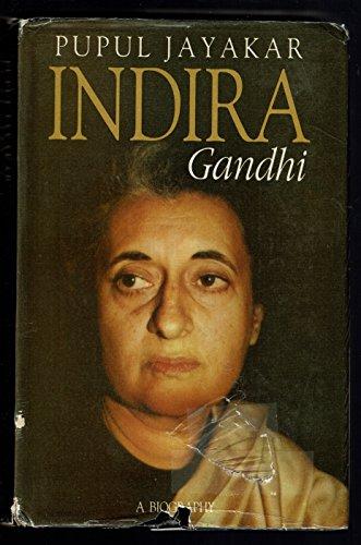 9780670824328: Indira Gandhi, a biography