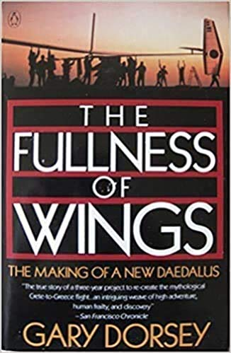 The Fullness of Wings: The Making of a New Daedalus