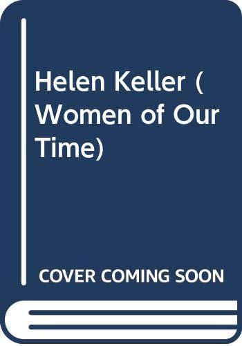 9780670824601: Helen Keller (Women of Our Time)
