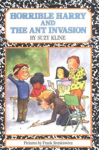 9780670824694: Horrible Harry and the Ant Invasion