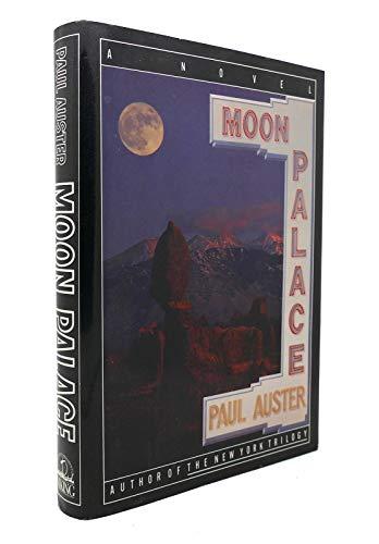 MOON PALACE: Auster, Paul