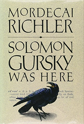 9780670825264: Richler Mordecai : Solomon Gursky Was Here