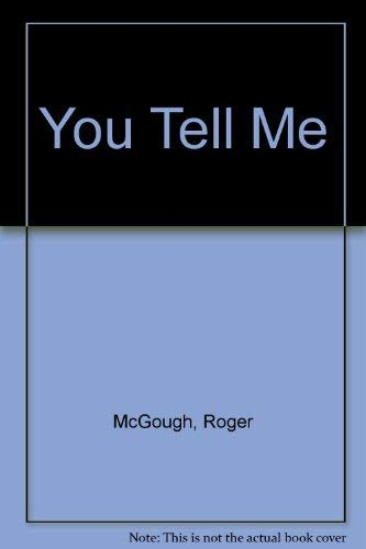 9780670825363: You Tell me: Poems
