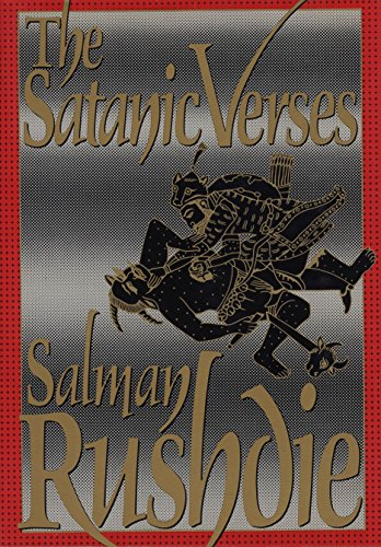 The Satanic Verses 1st edition Signed By The Author