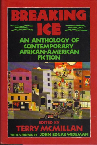 9780670825622: Mcmillan Terry(Ed.) : Breaking Ice: An Anthology of Contemporary African-American Fiction / Ed. by Terry Mcmillan.