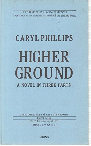9780670826209: Higher Ground - a Novel in Three Parts: Heartland; the Cargo Rap; Higher Ground