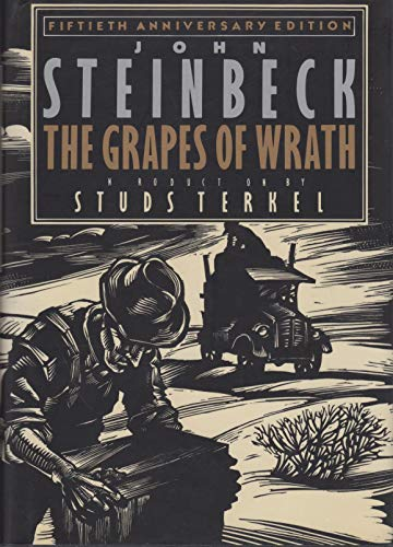 The Grapes of Wrath Fiftieth Anniversary Edition: Steinbeck,John