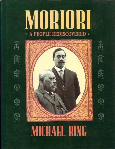 9780670826551: Moriori: A People Rediscovered
