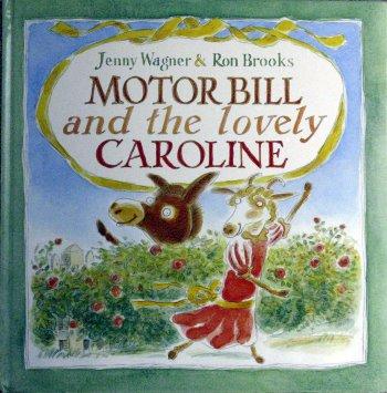 9780670826964: Motor Bill and the Lovely Caroline (Viking Kestrel Picture Books)