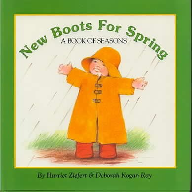 9780670827497: New Boots for Spring (Viking Kestrel picture books)