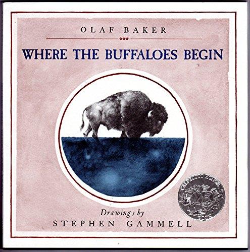 9780670827602: Where the Buffaloes Begin(Us N