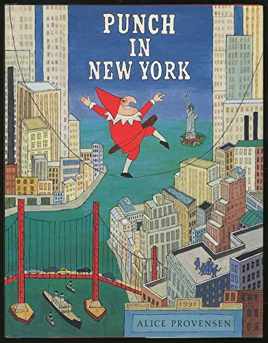 Punch in New York (Viking Kestrel picture books): Provensen, Alice, Provensen, Martin