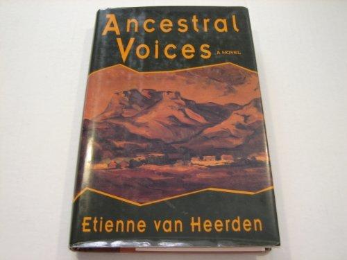 9780670828319: Ancestral Voices