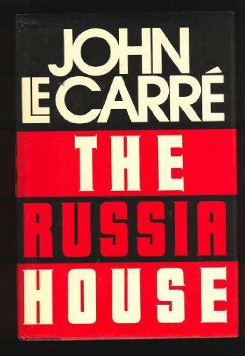 The Russia House - 1st Canadian Edition/1st: Le Carré, John