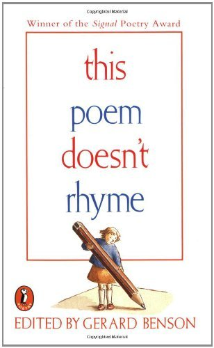 9780670829231: This Poem Doesn't Rhyme