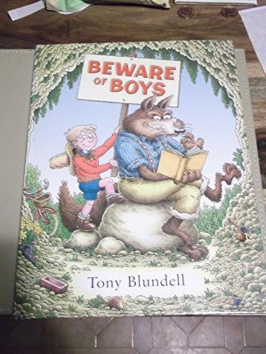9780670829255: Beware of Boys (Viking Kestrel picture books)