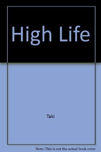 9780670829569: High Life