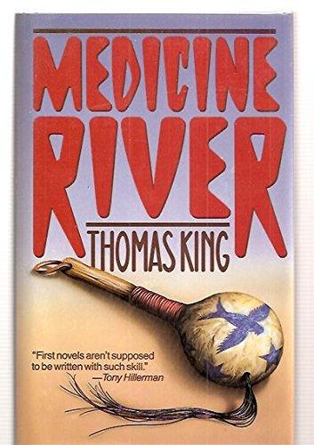 9780670829620: Medicine River