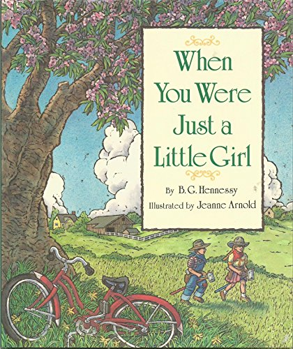 9780670829989: When You Were Just a Little Girl (Viking Kestrel picture books)