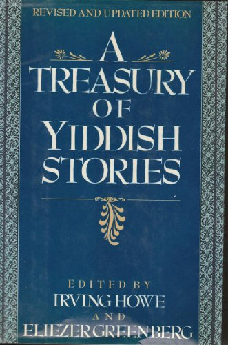 9780670830374: A Treasury of Yiddish Stories