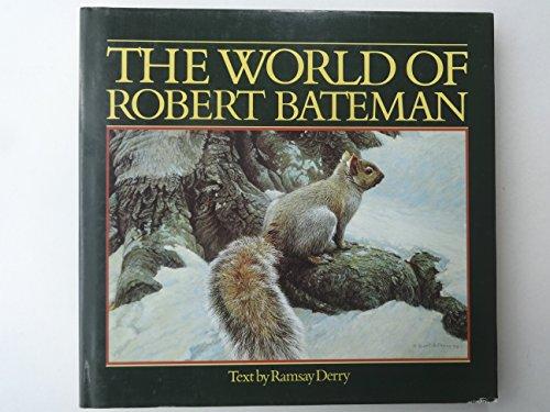 9780670830954: World of Robert Bateman