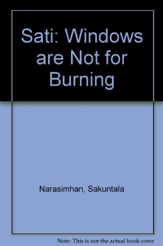 9780670831029: Sati: A Study of Widow Burning in India